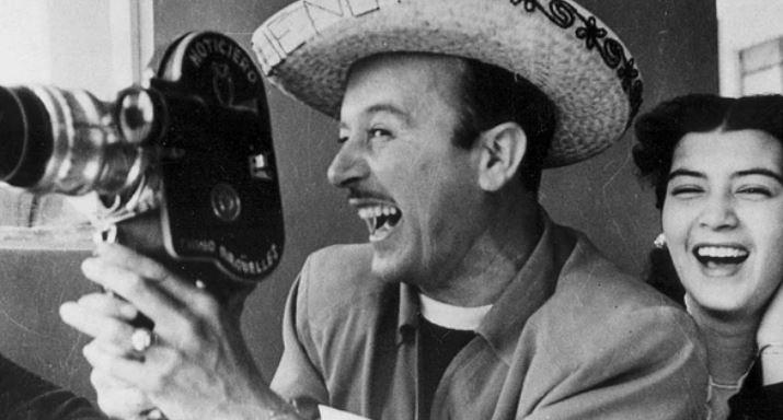 El cantante y actor de la Época de Oro del cine mexicano, Pedro Infante.