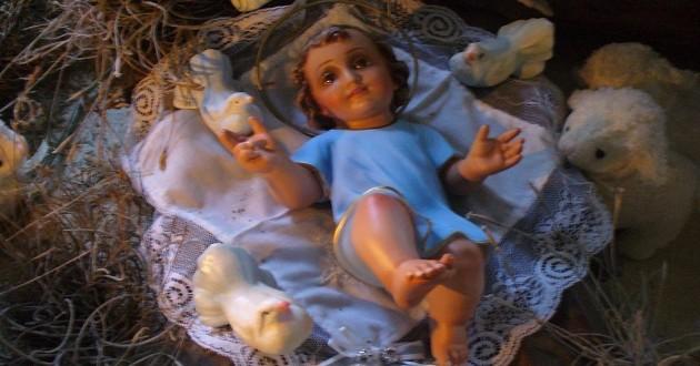 Fotos De Navidad Del Nino Jesus.Devolvieron Imagen Del Nino Jesus Hurtada Noticias