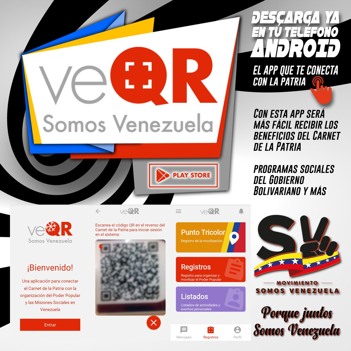 descargar veqr somos venezuela play store