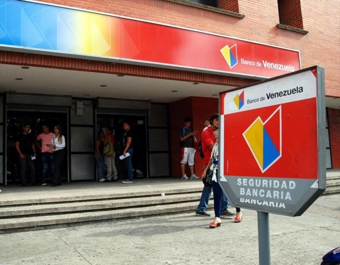 Estos son los nuevos montos de las transacciones en el for Banco de venezuela clavenet personal