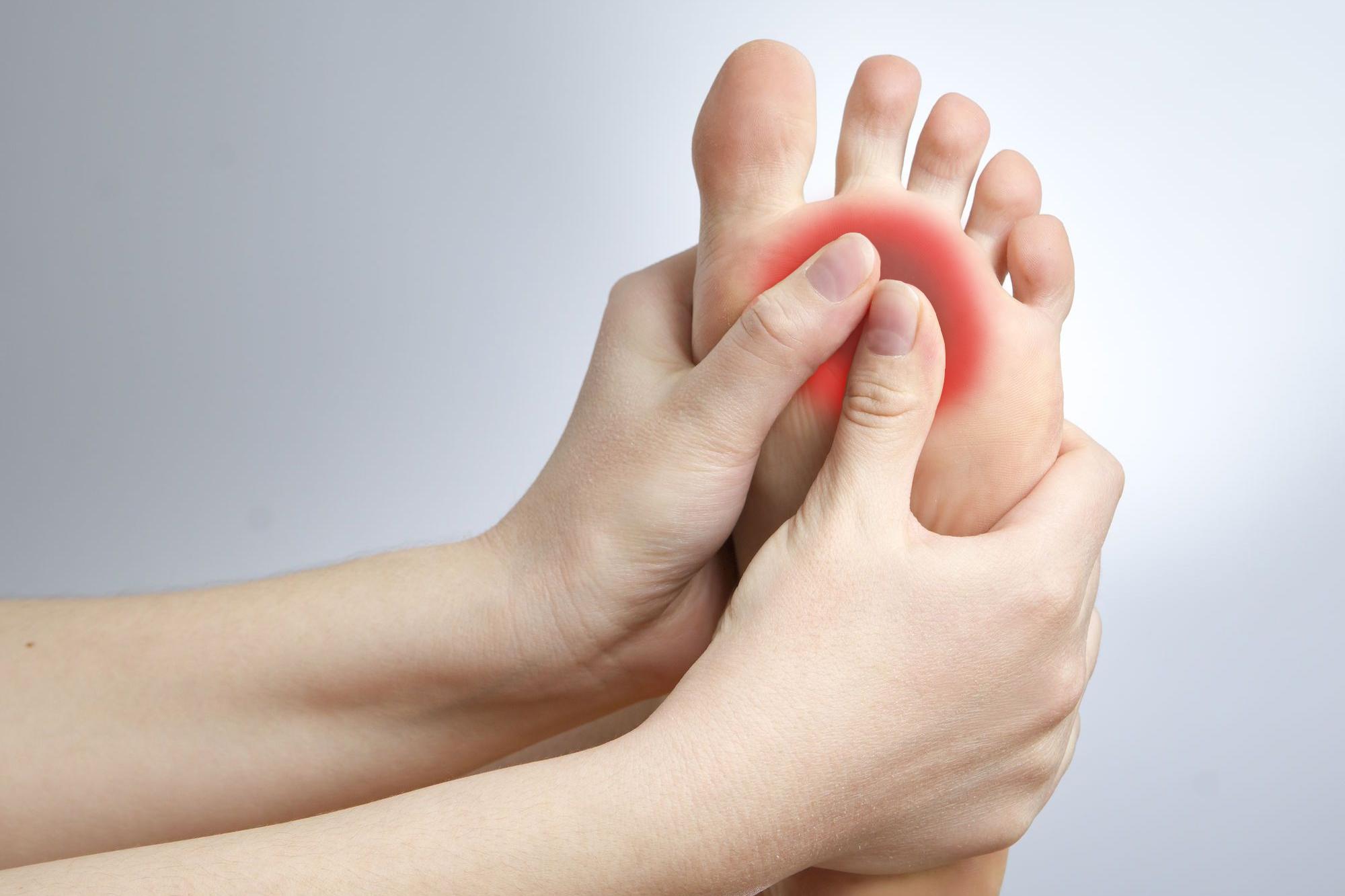 El pie diabético