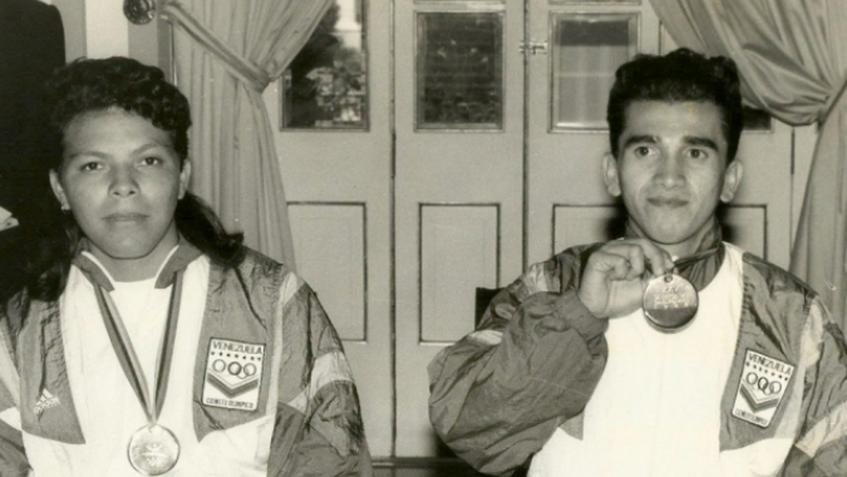 Resultado de imagen para adriana carmona 1992