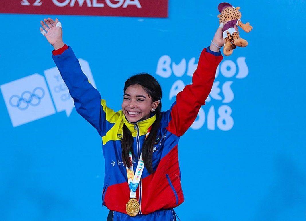 Venezuela Hace Historia En Los Juegos Olimpicos De La Juventud