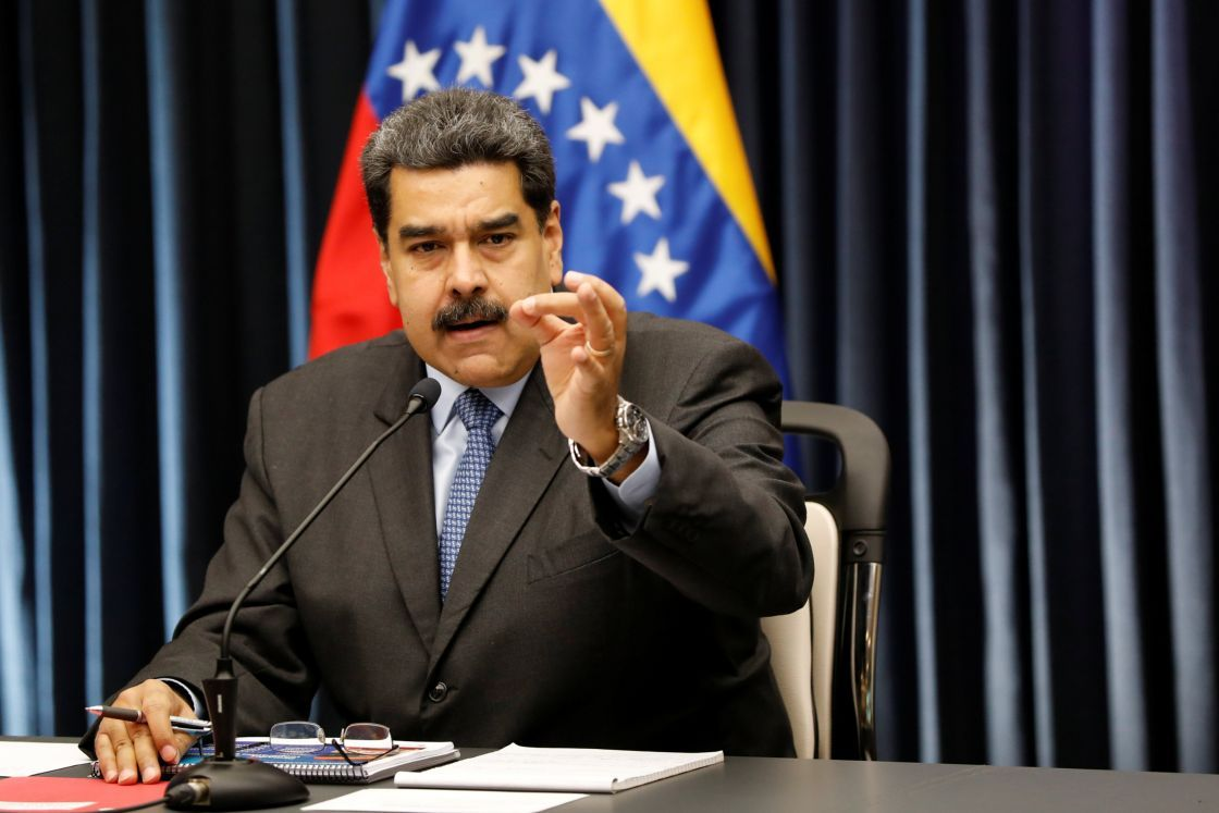 Venezuelan President Ready For Talks With Opposition Leader