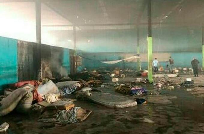 Masacre En Calabozo De Acarigua Termina Con 30 Muertos
