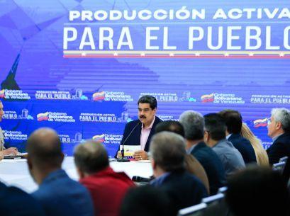 Gasolina Maduro Venezuela