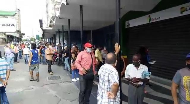 Falta de gas Barquisimeto Lara