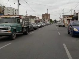 Colas gasolina Barquisimeto