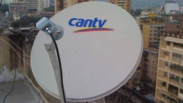 CANTV satelital