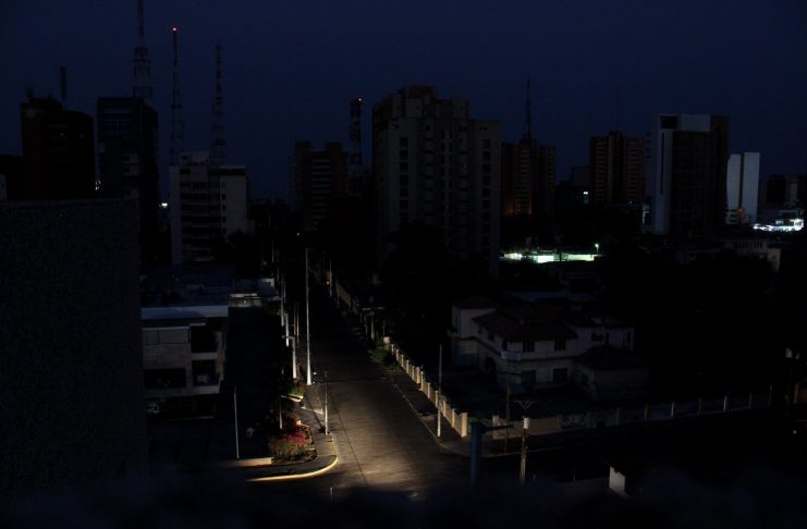 Apagon luz