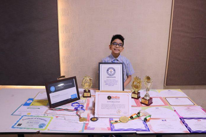 Arham Talsania es el desarrollador de programas más joven del mundo |