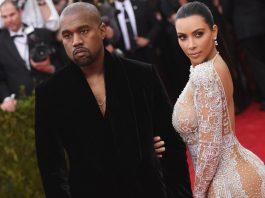 Kim Kaedashian y Kanye West