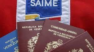 Saime reprogramara citas para pasaporte y prorrogas