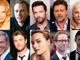 Actores de Hollywood