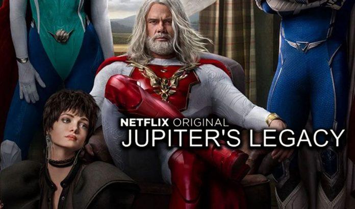 'Jupiter's Legacy'