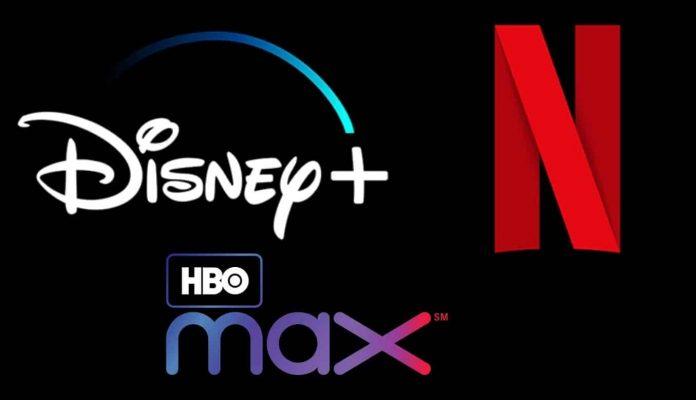 Netflix, HBO y Disney