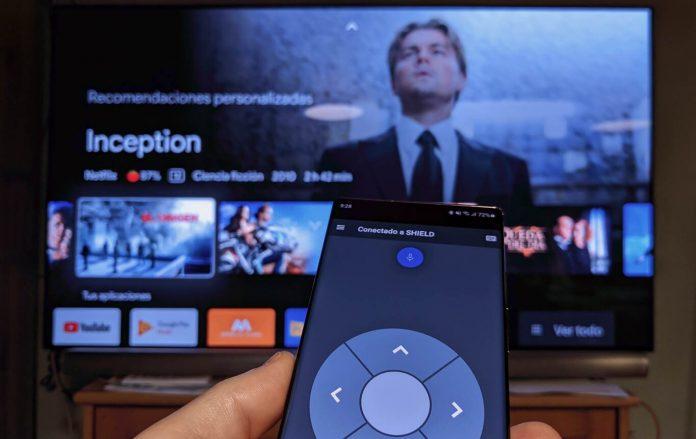 Netflix en Android TV