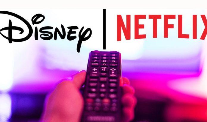Netflix,Amazon, Disney y más
