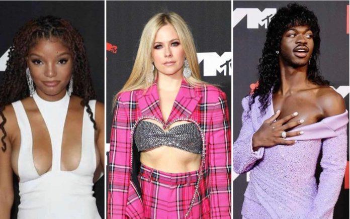 Alfombra roja de los MTV VMAs 2021