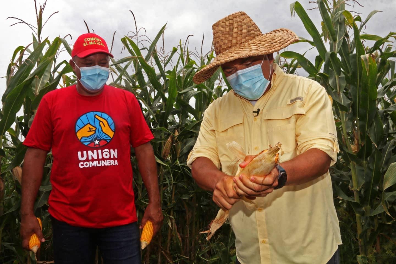 Gobernador Adolfo Pereira: 'Estamos apoyando la producción nacional'