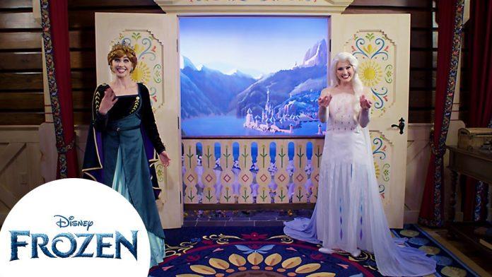 Disney celebra la semana mundial de la princesa